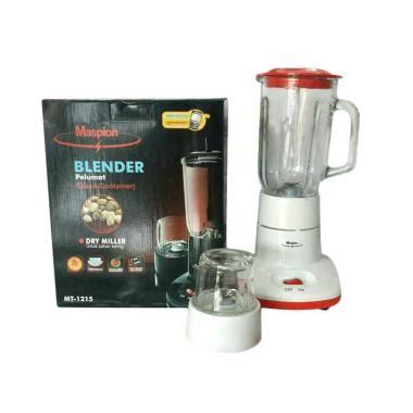 Blender 3 In 1 Maspion Mt 1214 jual produk gelas kaca murah harga promo diskon