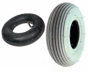 Tire Inner Wrapped Seat 2 80 2 50 4 9 Quot X3 Quot Mobility Tire And Inner Set With