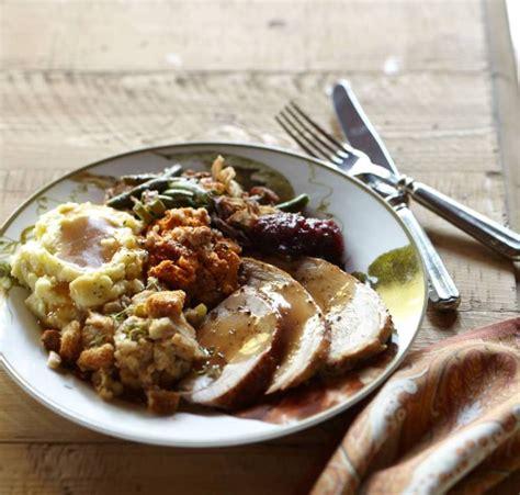 Traditional Thanksgiving Dinner History