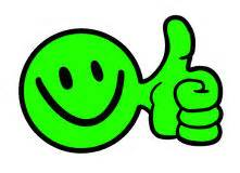green thumb smiley stock images image 29512794