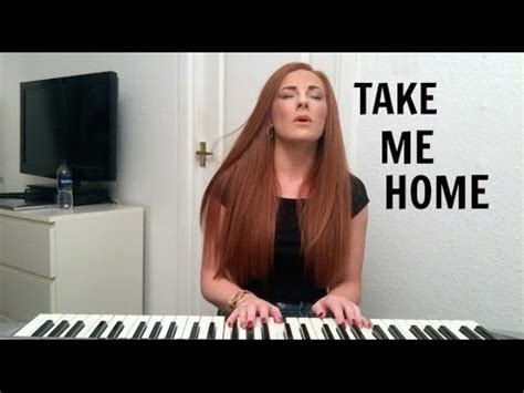 jess glynne quot take me home quot live cover by