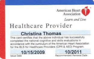 cpr card template heartsaver aid cpr aed card quotes