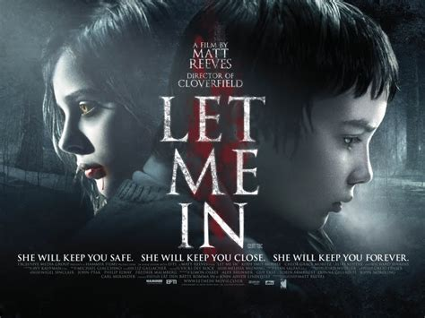 Let Me let me in kino trailer