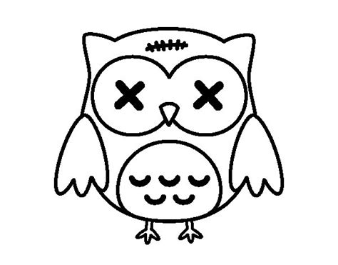 halloween coloring pages owl halloween owl coloring page coloringcrew com