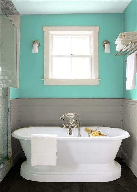 Grey And Teal Bathroom » Home Design 2017