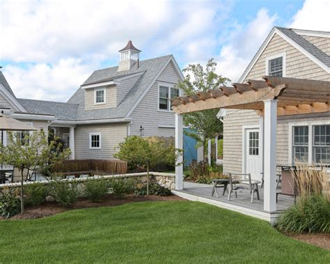 cape cod landscaping new cape cod home farmhouse landscape boston by
