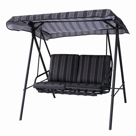 swing seat nz marquee dargo 2 seat swing bunnings warehouse