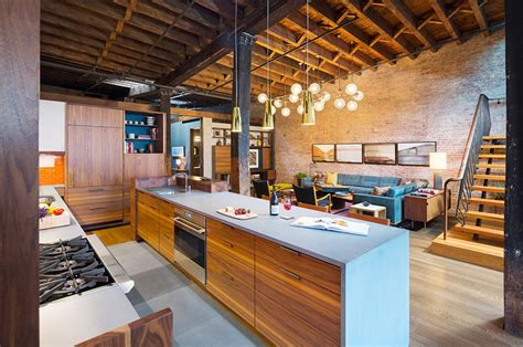 woodworking nyc exposed wood beam interior interior design ideas