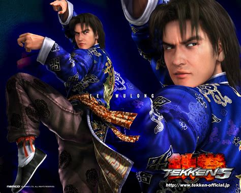 game wallpaper tekken 5 lei wulong