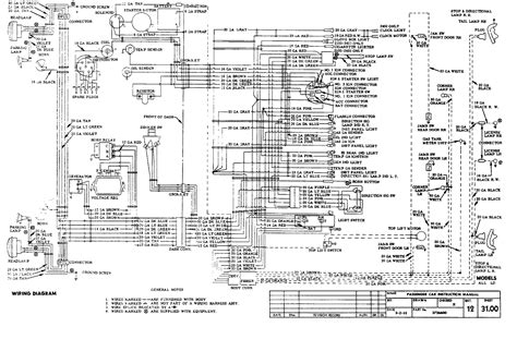 chevy truck wiring diagram get free image about wiring