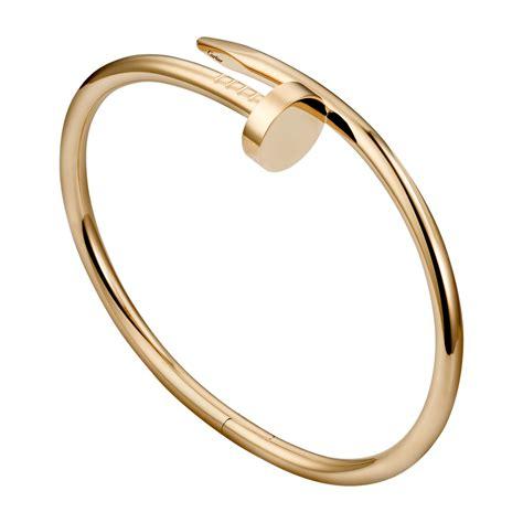 Juste un Clou bracelet   Pink gold   Fine Bracelets for women   Cartier