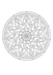 mandala images coloring pages mandalas for experts mandala 143