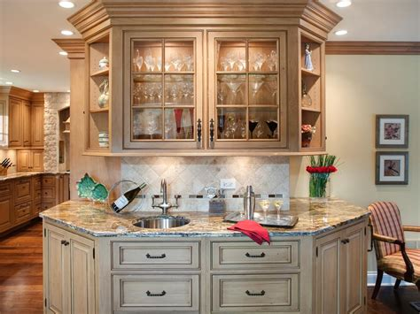 Kitchen Cabinet Bar | photos hgtv