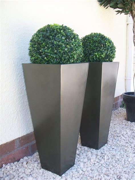 pin  ilana   modern garden artificial trees outdoor