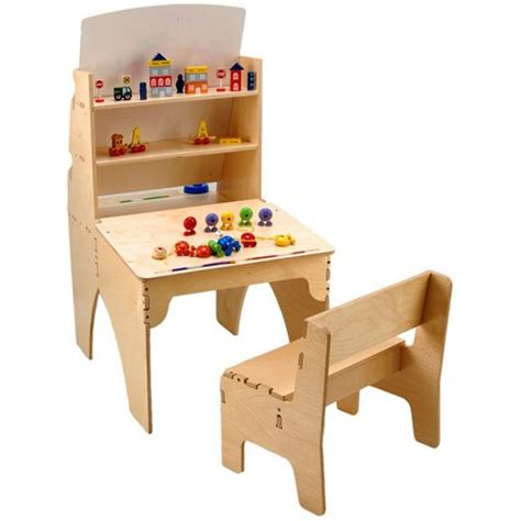 Anatex Art Easel And Kids Desk Combo With Bench Easel Desk
