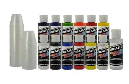 12 createx colors airbrush pai sale r50 your purchase