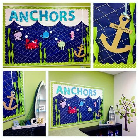 The Sea Classroom Decorations by 17 Best Ideas About Bulletin Boards On