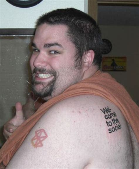 odd tattoos 21 pics picture 15 izismile com