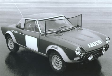 Rally Auto Technische Daten by Fiat 124 Abarth Rally 3 Fotos Und 58 Technische Daten