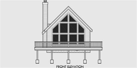 A Frame House Plans With Loft small a frame house plans house plans with great room 10036