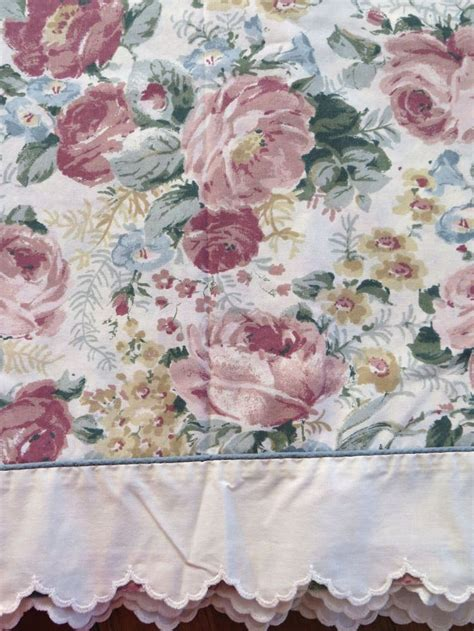 Blue Table Cloth Shabby Chic Taplak Meja Dan Bantalan 130 130 17 best images about vintage bedding linens on vintage embroidered