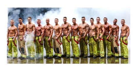 Firefighters Calendar 2017 Aussie Firefighters Calendar Is Sizzling Instinct