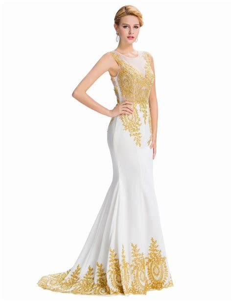 blue pattern lace dress new design gold embroidery mermaid evening dresses black