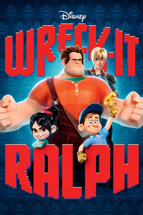 film disney it itunes movies wreck it ralph