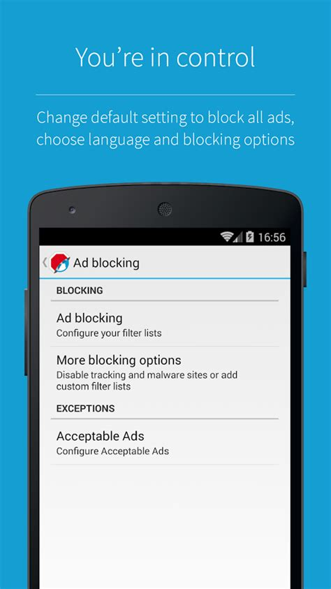 ad blocking android adblock browser for android now officially available in the play store android authority