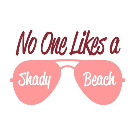 No One Likes by No One Likes A Shady Cuttable Design
