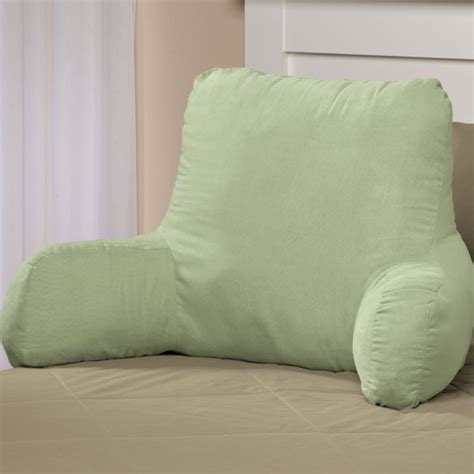 bed tv pillow backrest pillow bed pillow reading pillow easy comforts