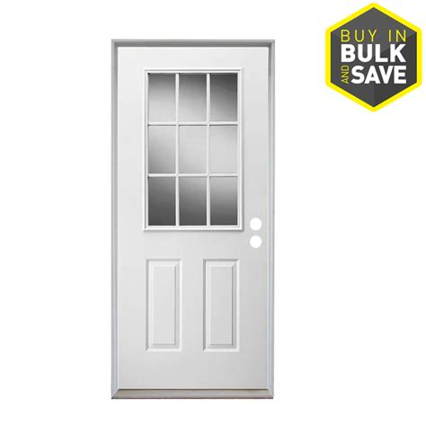 32 X 76 Exterior Door Steel Doorse Steel Entry Doors 32 X 80