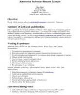 Resume Sle Summary by Heavy Diesel Mechanic Resume Sales Mechanic Lewesmr