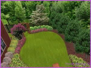 pictures of landscaped yards submited images