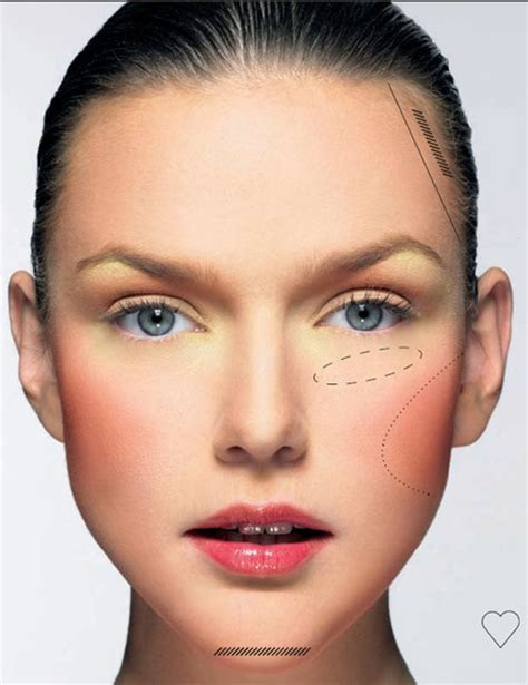 square face small forehead 91 best makeup for every eye shape face shape and skin