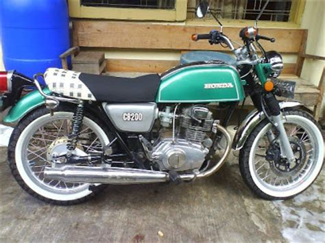 Kaos Motor Cb 125 Beware gambar modif honda cb 100cc cb 125cc cb175cc cb 200cc