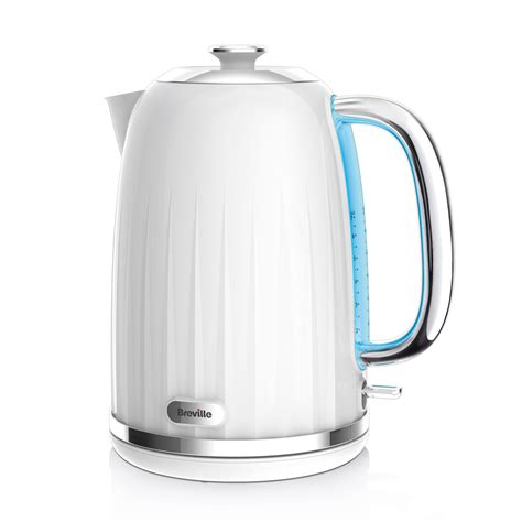 White 4 Slice Toaster And Kettle Set Impressions Collection 1 7l Jug Kettle And 4 Slice Toaster