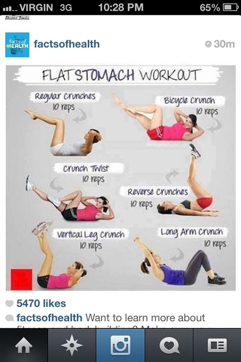 how to get your tummy flat after c section flat stomach workout start today and see your results in