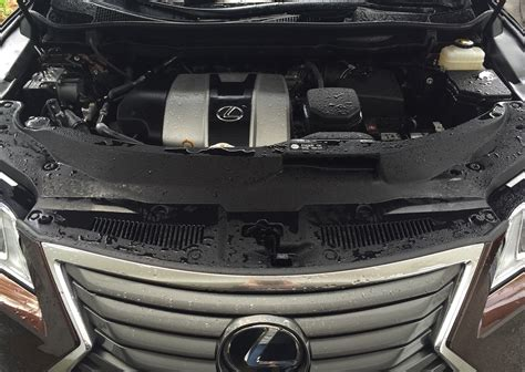 lexus 350 engine review 2016 lexus rx 350 edgy styling luxurious