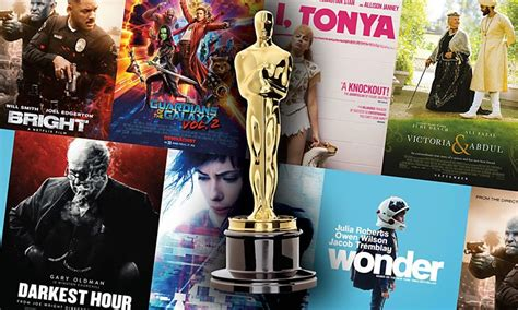 film oscar 7 movies advance in the race for make up oscar make up