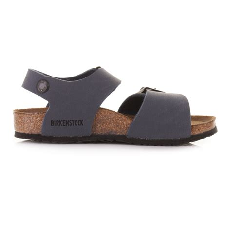 boys navy sandals boys birkenstock new york kinder navy sandals shoes