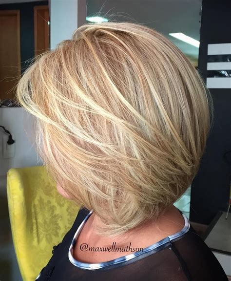layered bob hairstyles for 50s 80 best modern haircuts and hairstyles for women over 50