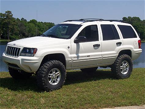 Jeep Grand 2003 Review 2003 Jeep Grand Pictures Cargurus