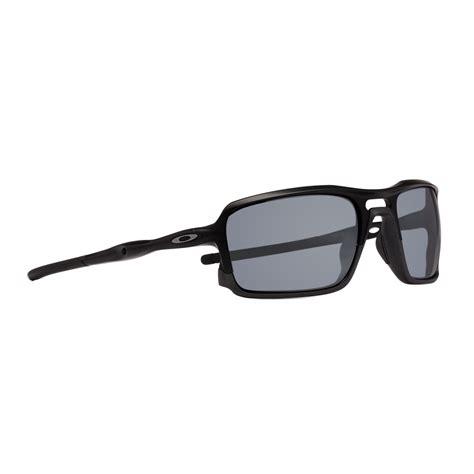 Oakley Sunglass Triggerman A Oo 9314 01 Matte Black oakley triggerman sunglasses oo9266 01 matte black black iridium ebay