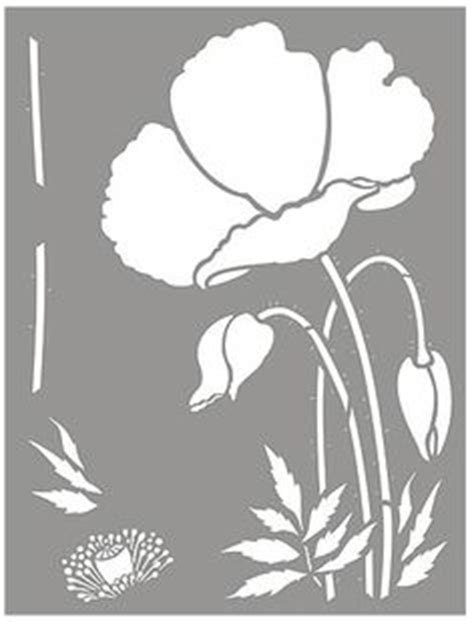 printable poppy stencils 1000 images about sketching on pinterest wood engraving