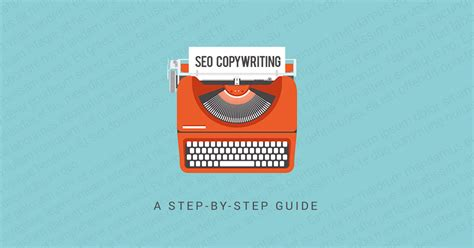 the step by step guide to copywriting learning and course design copywriter s toolbox volume 1 books seo copywriting a step by step guide