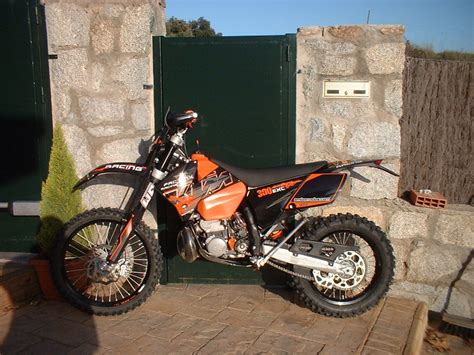 Ktm Exc Plastics Plastics Kit For 2007 Ktm Exc Adventure Rider