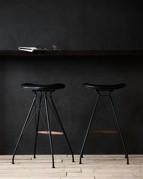 wire bar stools wire a bar stool that combines traditional saddle