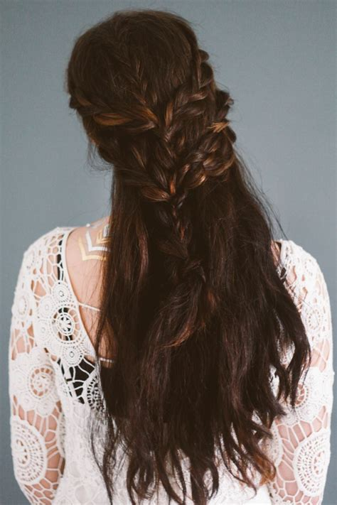 hair styles for a run hair tutorial festival braids pretty hair hair style