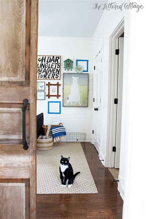 house of belonging how to create a wall grouping the lettered cottage